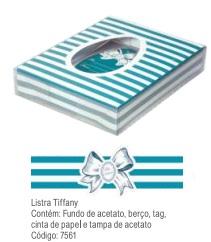 DECORA - PASC 500/350 GR 01 UN LISTRA TIFFANY