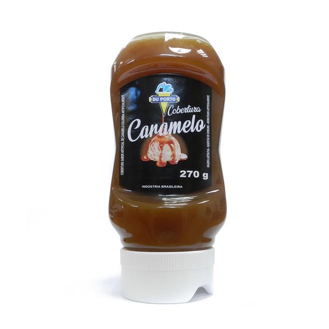 DUPORTO - COBERTURA DE CARAMELO 270G