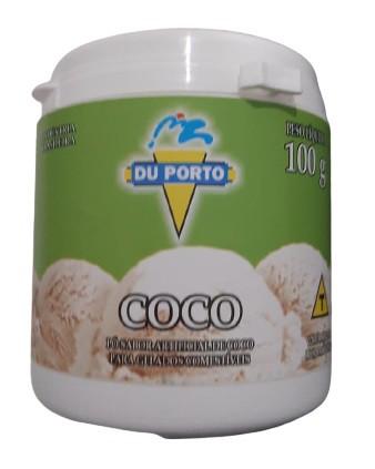 DUPORTO - DP 100G SABOR COCO
