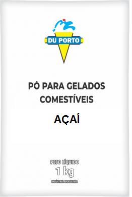 DUPORTO - DP 1KG SABOR AÇAÍ