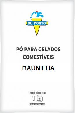 DUPORTO - DP 1KG SABOR BAUNILHA