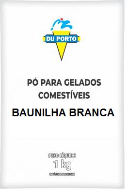DUPORTO - DP 1KG SABOR BAUNILHA BRANCA