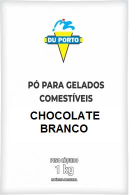 DUPORTO - DP 1KG SABOR CHOCOLATE BRANCO
