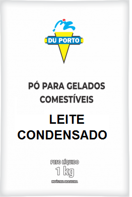 DUPORTO - DP 1KG SABOR LEITE CONDENSADO