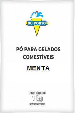 DUPORTO - DP 1KG SABOR MENTA