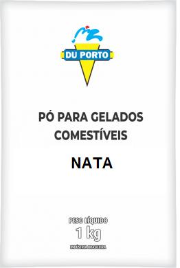DUPORTO - DP 1KG SABOR NATA