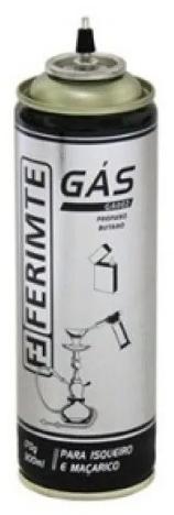 FERIMTE - GAS ISQ-MACARICO 170G 300ML GA002