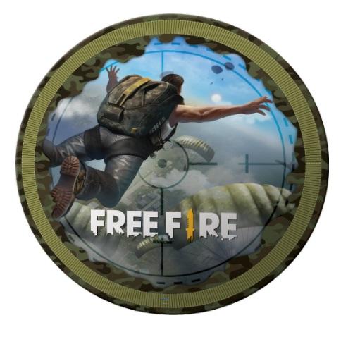 FESTCOLOR - FREE FIRE PRATO RD 8N