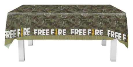 FESTCOLOR - FREE FIRE TOALHA TNT 1UN