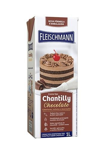 FLEISCHMANN - CHANTILLY CHOCOLATE