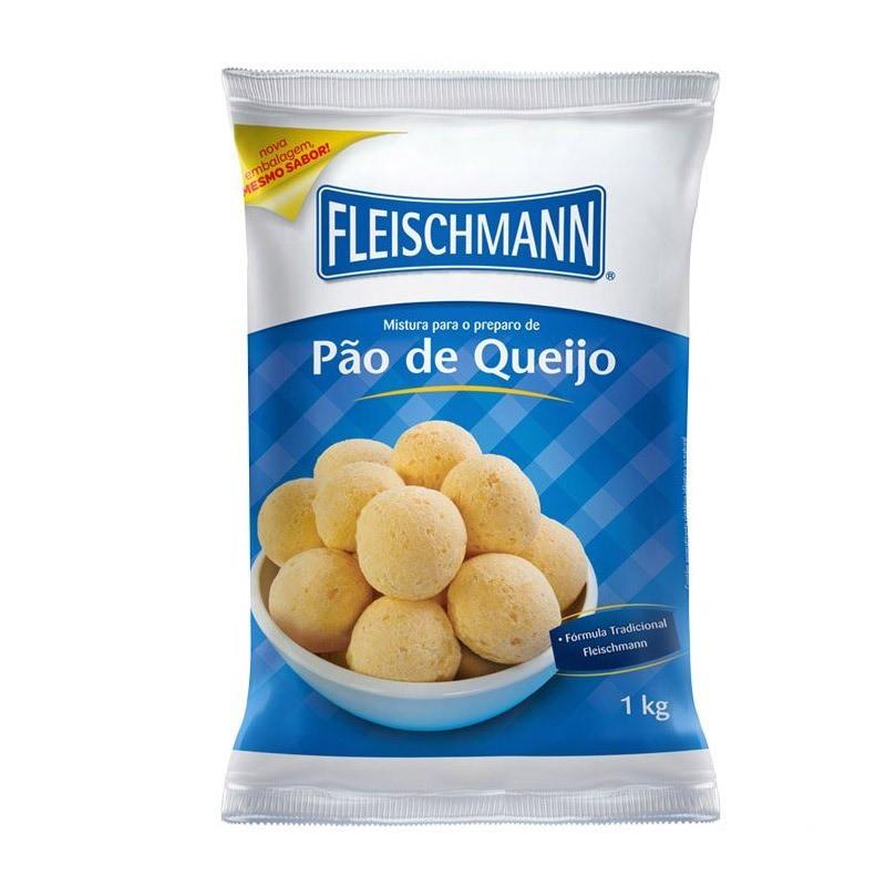 FLEISCHMANN - MISTURA PÃO DE QUEIJO 1KG