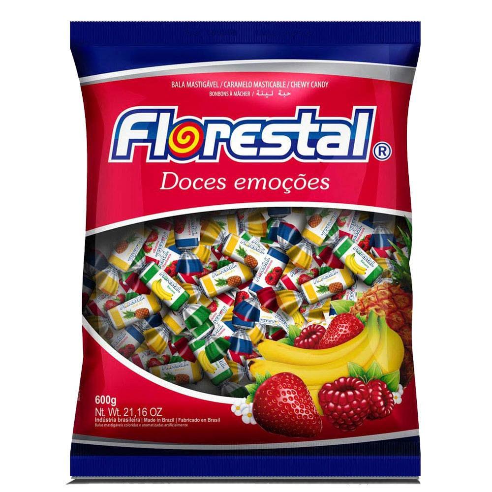 FLORESTAL - BALA 600G MOLE SORTIDA