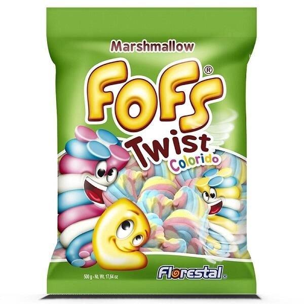 FLORESTAL - FOFS TWIST COLORIDO 220G