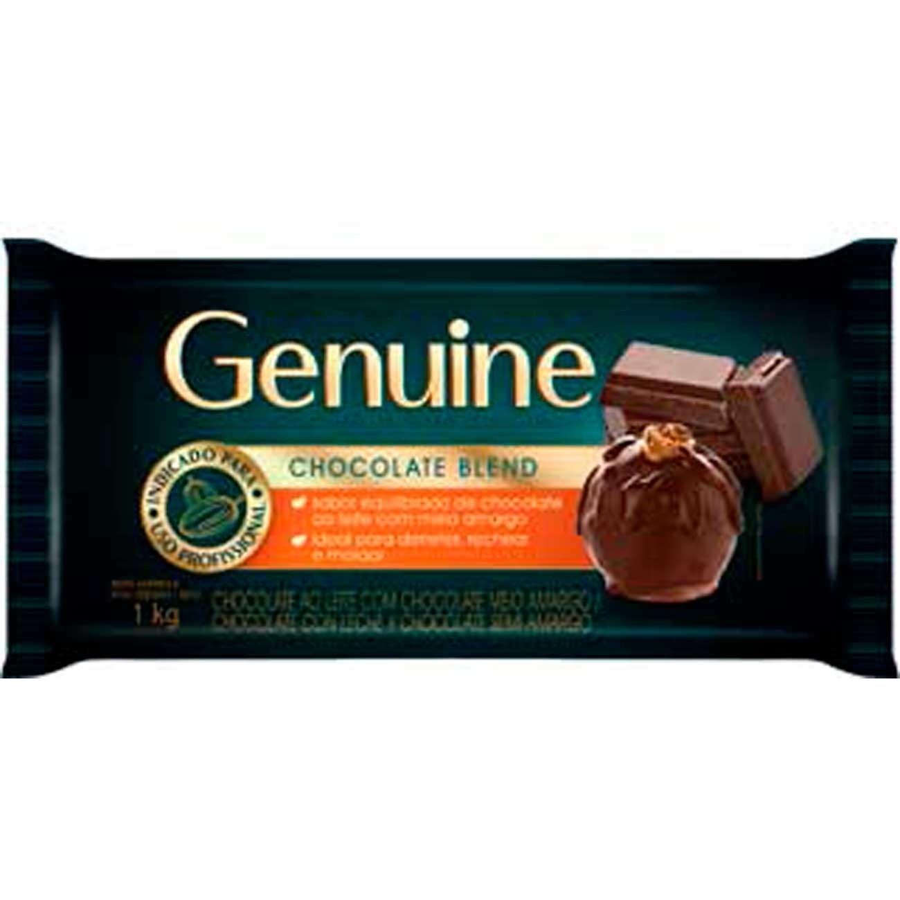 GENUINE - CHOCOLATE 1,05KG BLEND