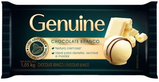 GENUINE - CHOCOLATE 1,05KG BRANCO