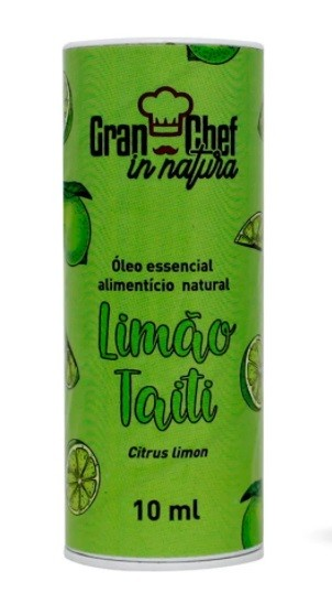 GRAN CHEF - OLEO ESSENCIAL LIMAO TAITI