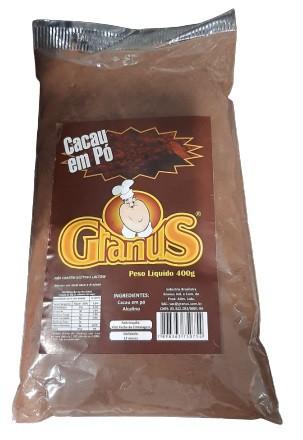 GRANUS - CHOCOLATE EM PO 70% 1KG