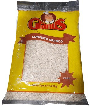 GRANUS - GRANULADO BRANCO 1,01KG