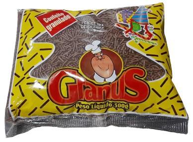 GRANUS - GRANULADO CHOCOLATE 500G