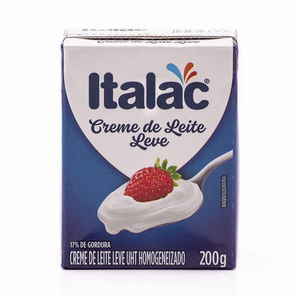 ITALAC - CREME DE LEITE UHT 200G
