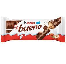 KINDER - BUENO 43g