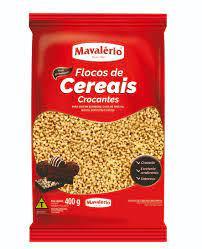 MAVALÉRIO - FLOCOS DE CEREAIS 400G