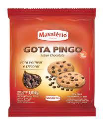 MAVALÉRIO - GOTA PINGO TIPO 2000 CHOCOLATE 1,01KG