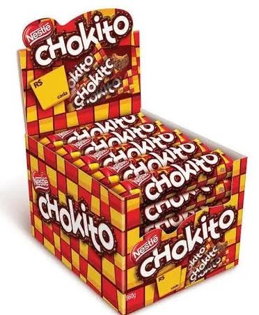NESTLÉ - CHOCOLATE CHOKITO DP 30X32G