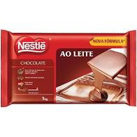 NESTLÉ - CHOCOLATE 1KG AO LEITE
