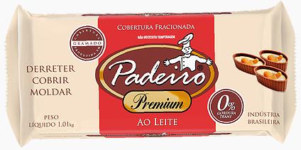 PADEIRO PREMIUM LEITE 1,01KG