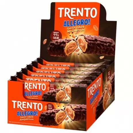 PECCIN - WAFER CHOCOLATE DARK 560G ALLEGRO AMEND
