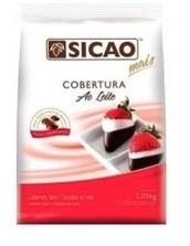 SICAO - COBERTURA MAIS GOTA 2,05KG AO LEITE