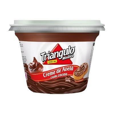 TRIANGULO - PA CREME DE AVELA POTE 300G