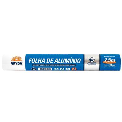 WYDA - ALUMINIO 0,30X7,5MT