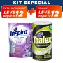 KIT Evita Closet Lavanda + Pano Multiuso Toalex Roll - 10% OFF