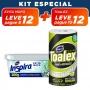 KIT Evita Mofo Alecrim 100g + Pano Multiuso Toalex Roll - 10% OFF