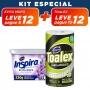 KIT Evita Mofo Lavanda 230g + Pano Multiuso Toalex Roll - 10% OFF