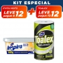 KIT Evita Mofo Natural 100g + Pano Multiuso Toalex Roll - 10% OFF