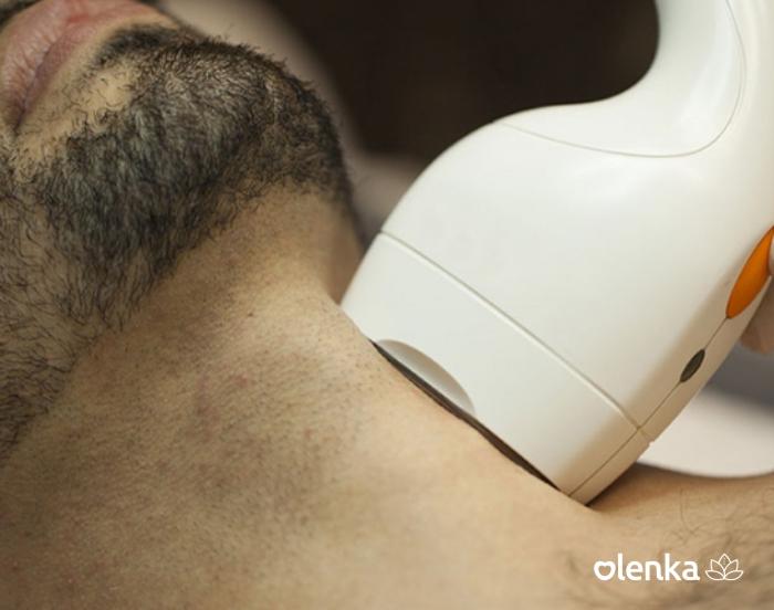 Faixa barba 6 sessões  - Grupo Olenka