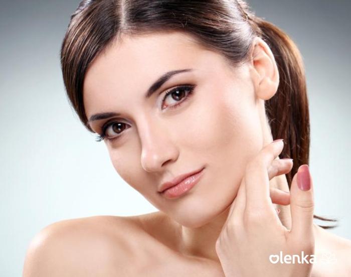 Lateral do rosto feminino 6 sessões  - Grupo Olenka