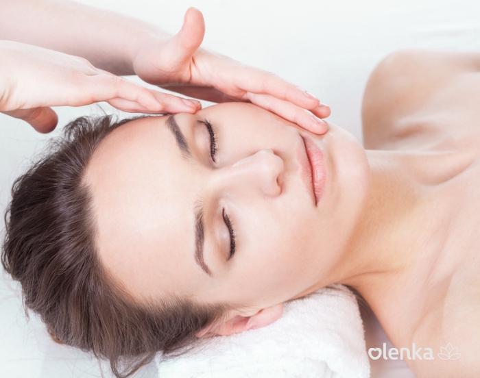 Massagem Lifting facial  - Grupo Olenka