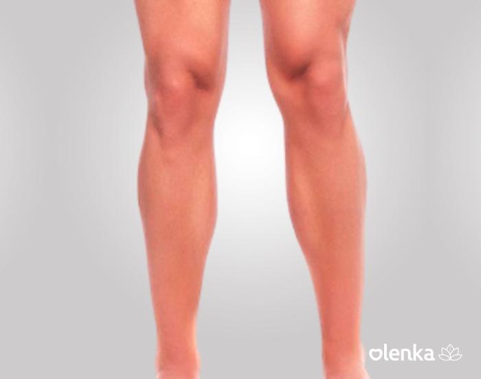 Meia perna masculina 6 sessões