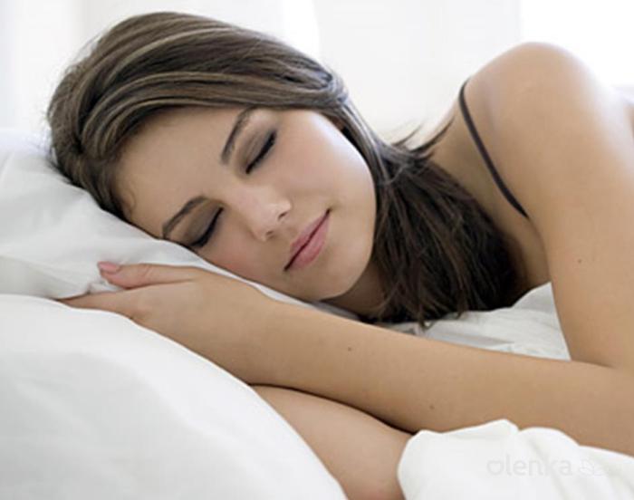 The best night sleep!  - Grupo Olenka