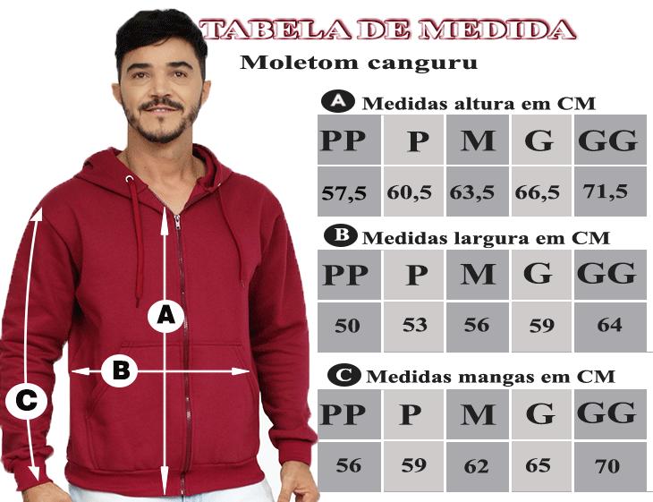 MOLETOM UNISSEX LISO COM ZÍPER E CAPUZ MOLETOM ABERTO  BLUSA DE FRIO