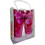 Hidratante para o Corpo e Gel para Banho Animale Feminino 200 ml cada