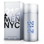 Perfume 212 Men Carolina Herrera Eau de Toilette Masculino 100 ml