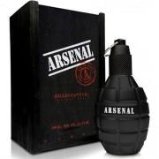 Perfume Arsenal Black Gilles Cantuel Eau de Parfum Masculino 100 ml