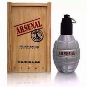Perfume Arsenal Grey Cantuel Eau de Parfum Masculino 100 ml