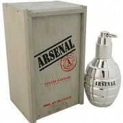 Perfume Arsenal Platinum Gilles Cantuel Eau de Parfum Masculino 100 ml