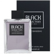 Perfume Black Seduction Antonio Banderas Eau de Toilette Masculino 200 ml